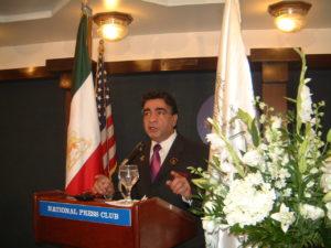 Yazdi speaking